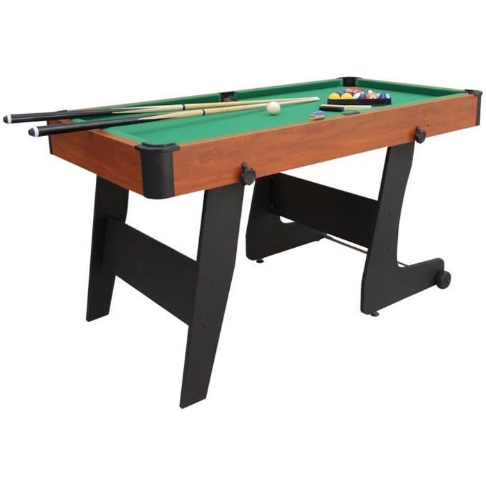 billard pliable achat vente billard cdiscount. Black Bedroom Furniture Sets. Home Design Ideas