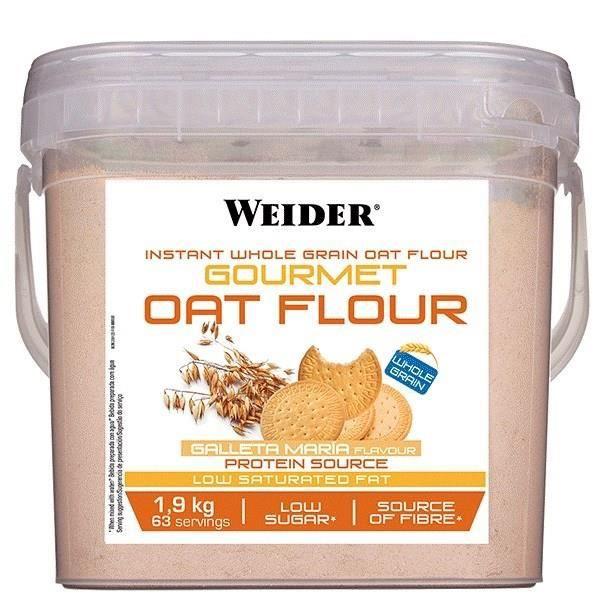 BARRE ÉNERGÉTIQUE WEIDER Sachet de Flocon D'Avoine Cookie 1.9kg