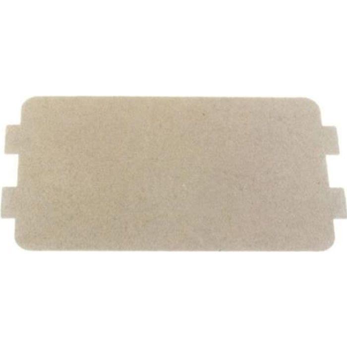 1x Plaque de mica 10,8 X 9,9 cm  pour four micro-ondes
