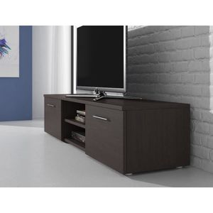 meuble tv wenge achat vente pas cher. Black Bedroom Furniture Sets. Home Design Ideas