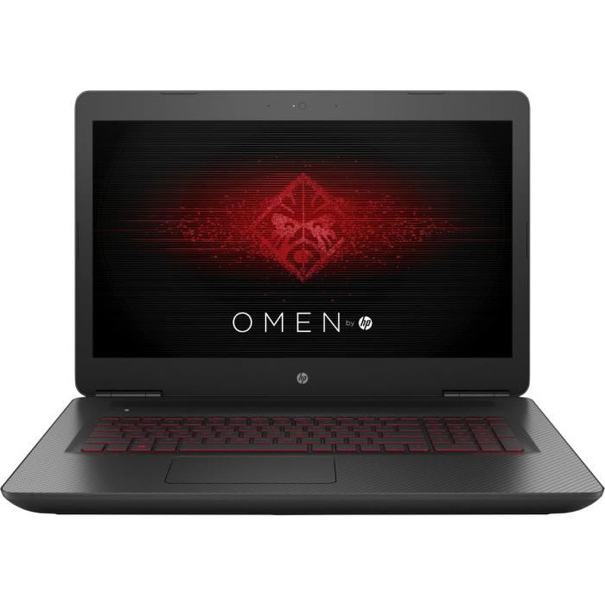 portable hp omen 17 w207nf prix pas cher cdiscount. Black Bedroom Furniture Sets. Home Design Ideas