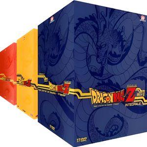 DVD MANGA DVD Coffret intégrale dragon ball Z