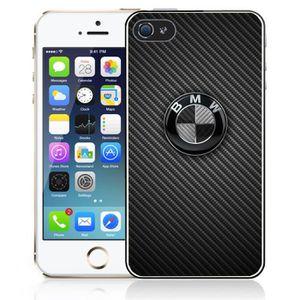 coque iphone 5 5s bmw carbone