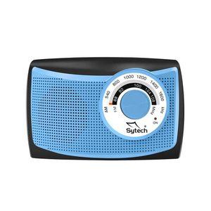 RADIO CD CASSETTE SY1652 - Radio AM-FM Portable, avec haut parleur,