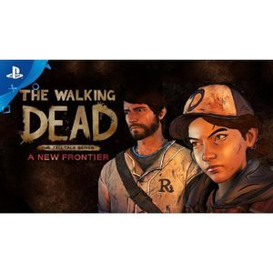 JEU PS4 The Walking Dead: A New Frontier - The Telltale Se