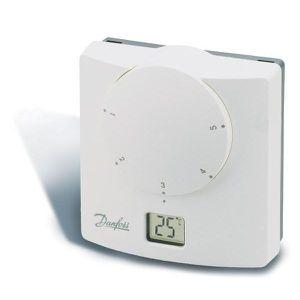 THERMOSTAT D'AMBIANCE Thermostat électronique à piles RET-B Danfoss