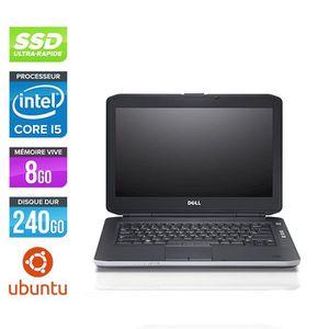 PC RECONDITIONNÉ Pc portable Dell E5430 - i5 - 8Go - 240Go SSD - Li
