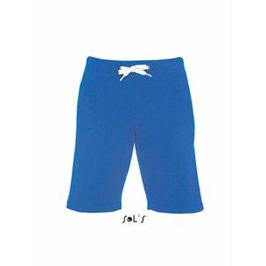 SHORT short léger - homme - 01175 - bleu roi