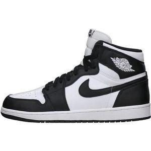 Nike jordan 1 mid white black - Cdiscount