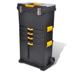 BOITE A OUTILS Trolley à outils - Servante - Valise de rangement