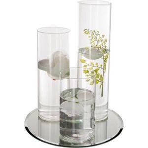 VASE - SOLIFLORE Set Décoratif Vases & Fleurs
