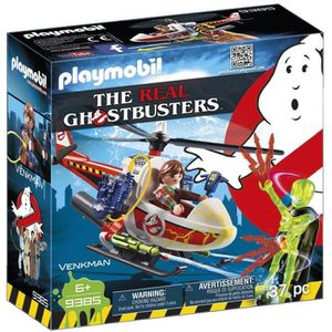 UNIVERS MINIATURE PLAYMOBIL 9385 - Ghostbusters Edition Limitée - Ve