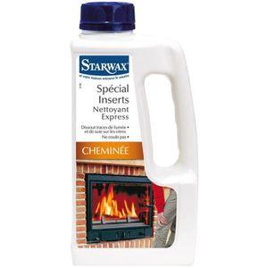 ACCESSOIRES RAMONAGE Nettoyant express - spécial inserts cheminées - 1