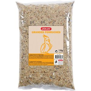 GRAINES Aliments Composes Grandes Perruches Coussin 1Kg