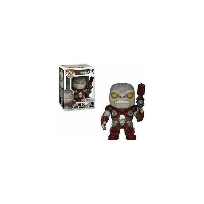 Figurine Funko Pop! Games: Gears of War S3 - Boomer