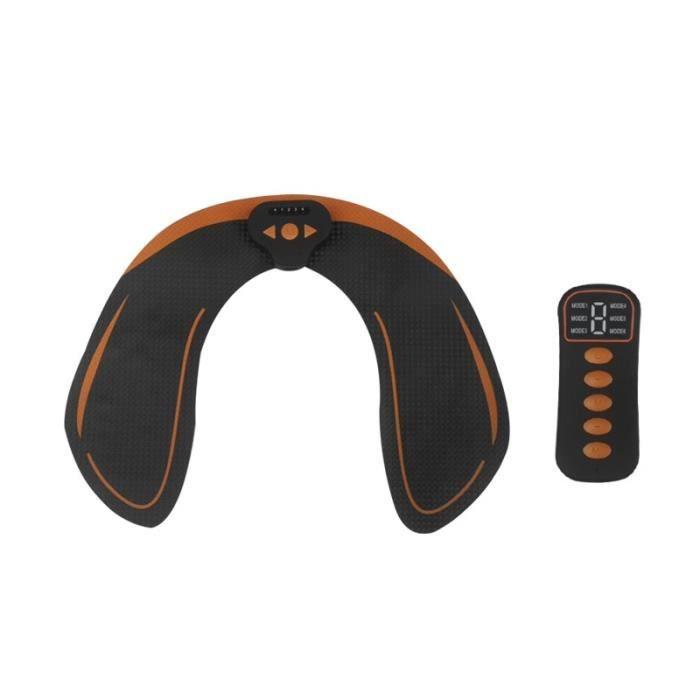 Couleur Télécommande Brown Stimulateur Musculaire Versez Abdominaux, Appareil de Fitness Pour Tonifier Les Ha