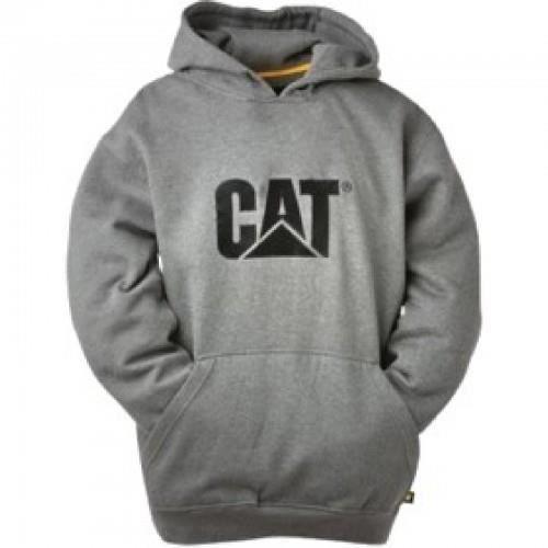 Caterpillar - Sweatshirt à capuche - Homme Gris