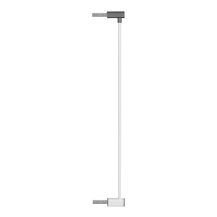 REER Extension 7 cm Pour Barrière de Sécurité Klemmgitter Gris-blanc