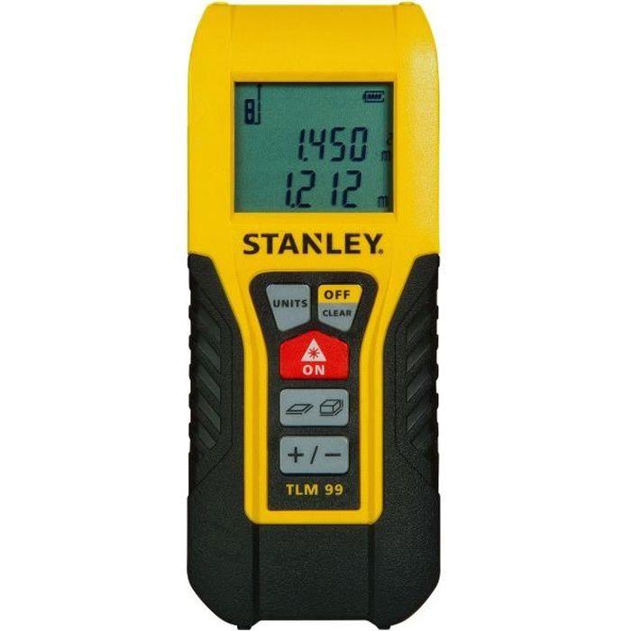 STANLEY Télémètre laser TLM99 30m