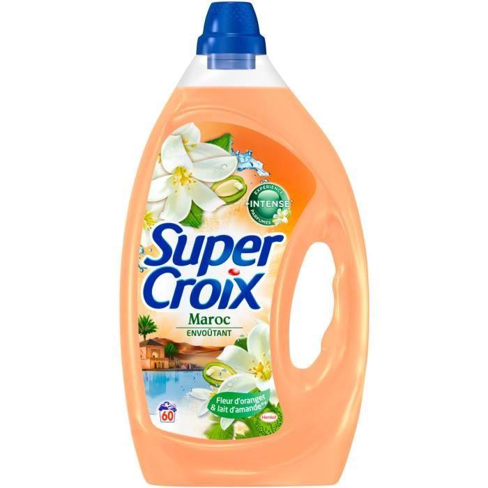 SUPER CROIX Lessive Maroc - 3 L