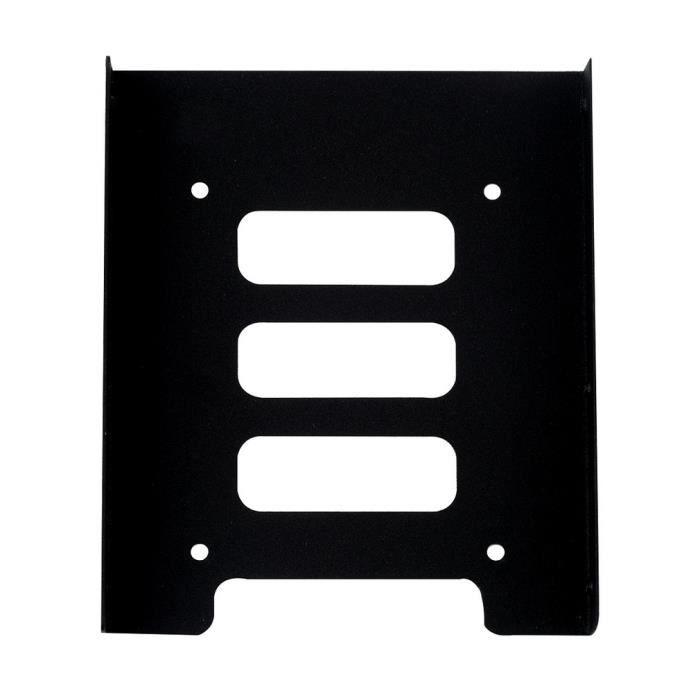 """HOUSSE DISQUE DUR EXT. 2,5 """"à 3,5"""" SSD HDD Adaptateur de montage en métal"""