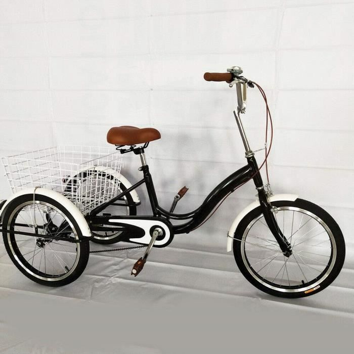 Tricycle adulte prix