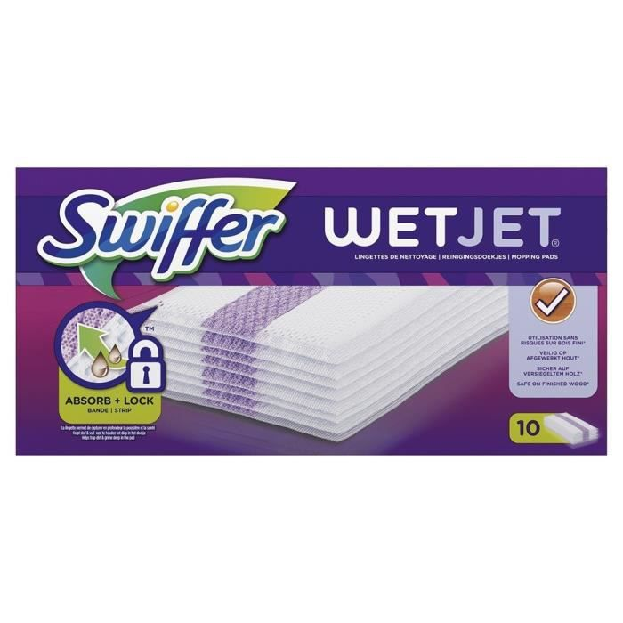Lingette Nettoyage Sols