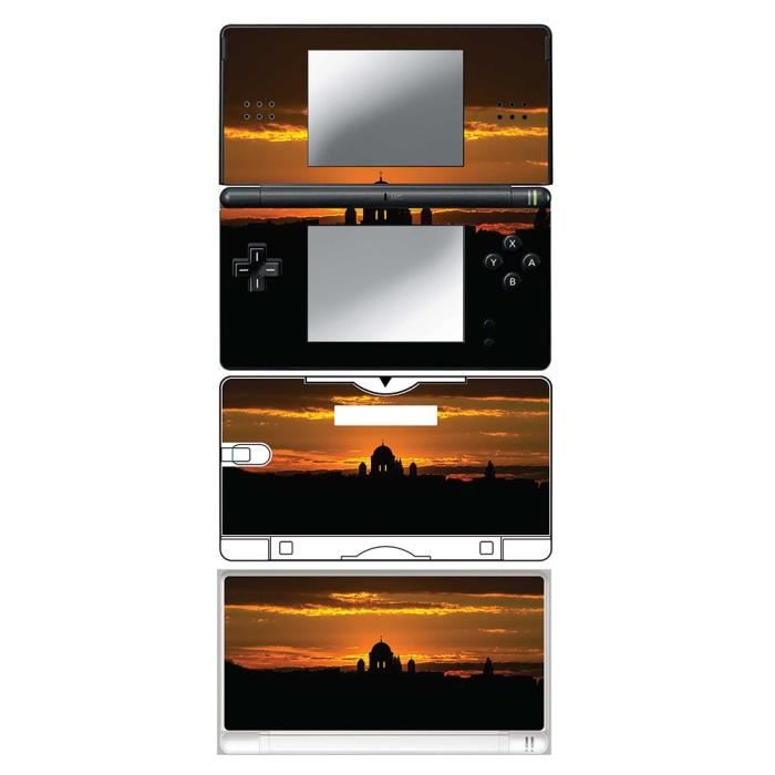 skin stickers pour nintendo ds lite sticker sunshine prix pas cher cdiscount. Black Bedroom Furniture Sets. Home Design Ideas
