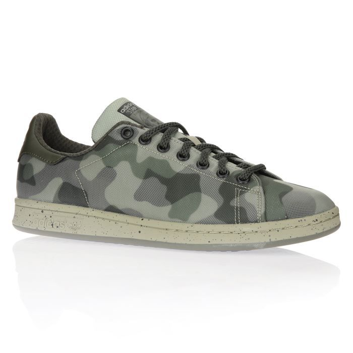 Adidas Stan Smith Waxy Camo