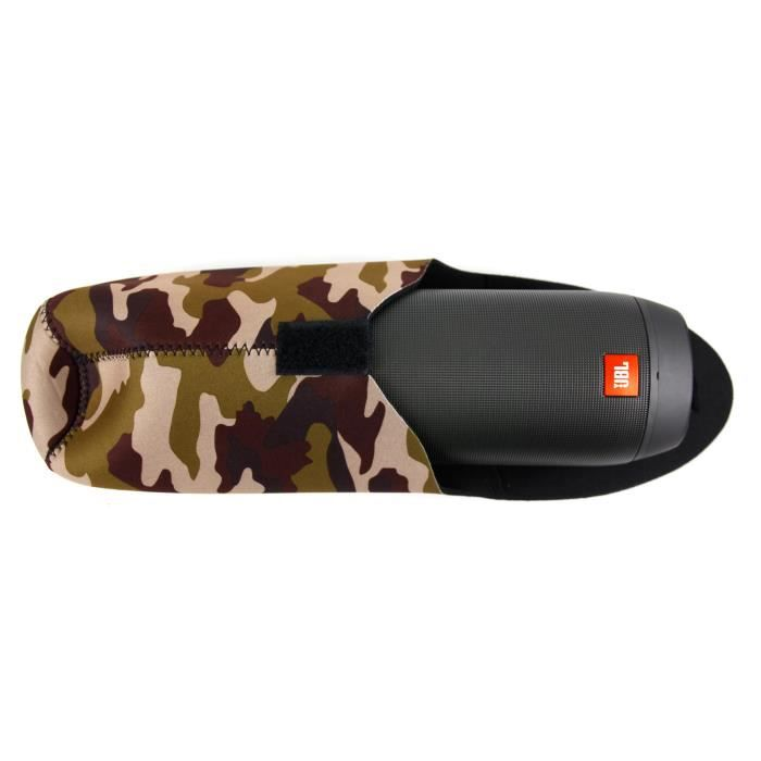 Housse camouflage pour jbl pulse jbl charge 2 2 flip 2 for Housse jbl pulse 3