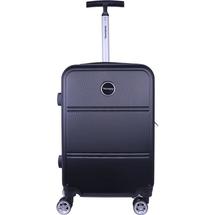 VALISE - BAGAGE MURANO Valise cabine 55cm avec 8 roues - Couleur N