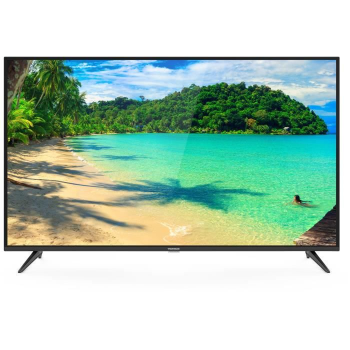 Téléviseur LED THOMSON 50UV6006 TV LED UHD 4K 50'' (127 cm) - HDR