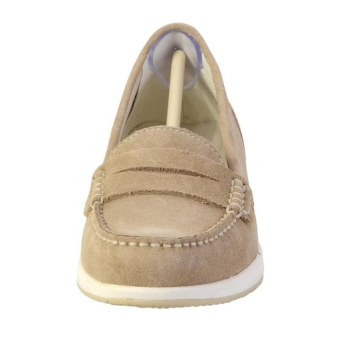 Mocassin Geox Avery Lt Taupe D62H5C 00022 C6738