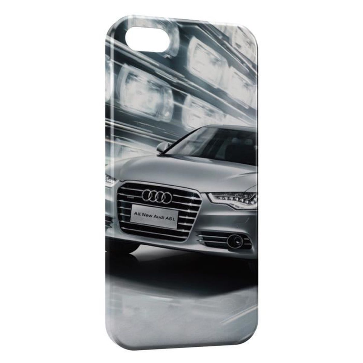 coque iphone 7 voiture sportive