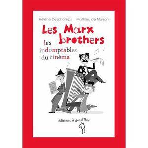 Livre 6-9 ANS Les Marx Brothers