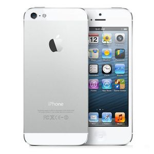 SMARTPHONE APPLE iPhone 5S Argent 16Go