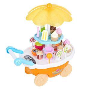 TABLE JOUET D'ACTIVITÉ Playhouse de jouets de petit pain de sucrerie de m