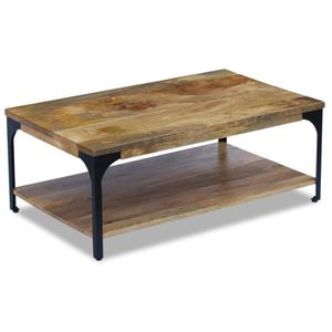 table basse en bois achat vente table basse en bois. Black Bedroom Furniture Sets. Home Design Ideas