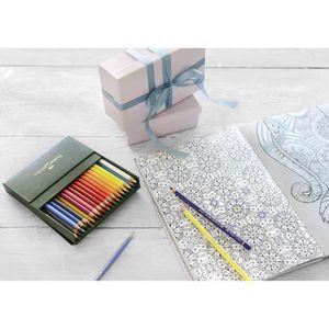 CRAYON DE COULEUR FABER-CASTELL 36 Crayons Polychromos