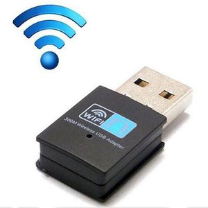 CLE WIFI - 3G Mini 300Mbps USB 2.0 WiFi LAN 802.11n-g-b Adaptate