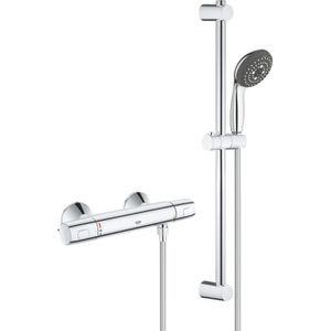 ROBINETTERIE SDB GROHE Ensemble de douche thermostatique Precision