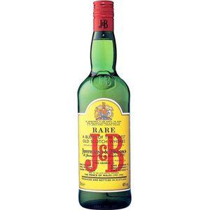 WHISKY BOURBON SCOTCH Whisky 70 cl J & B