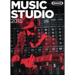 MULTIMÉDIA À TÉLÉCHARGER MAGIX Music Studio 2015