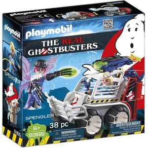 UNIVERS MINIATURE PLAYMOBIL 9386 - Ghostbusters Edition Limitée - Sp