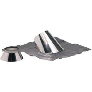 VMC - ACCESSOIRES VMC Ten Solin 30 à 45 + plomb OPSINOX Inox diamètre :