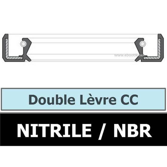 8x16x7 NITRILE Joints d/'Huile