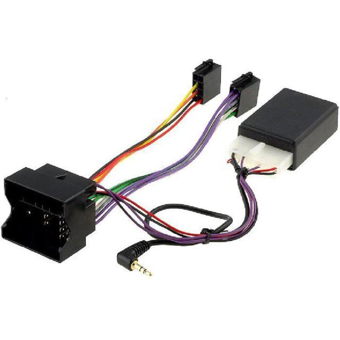 Interface commande au volant pour Ford ap03 - Autoradio Pioneer