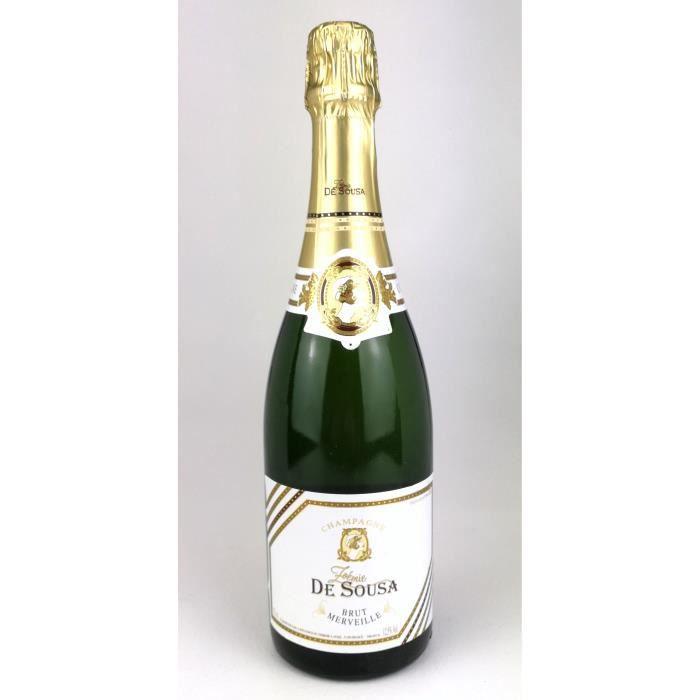 Champagne Zoémie De Sousa - Brut merveille