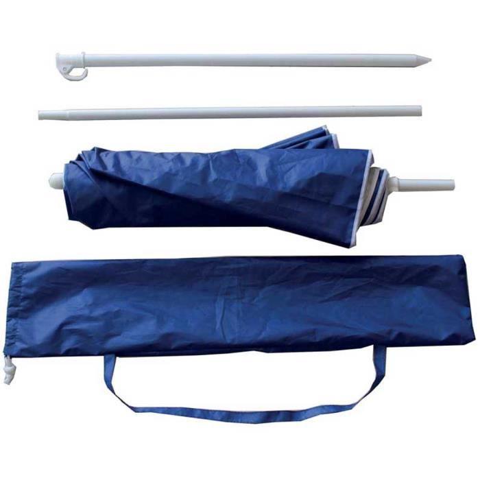 Parasol 180cm nylon 3 parties