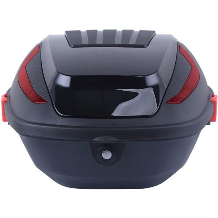 Topcase Moto, Top Case Rangement Bagages Casque Shad, Top Case Moto Scooter, Matériel De Montage Universel Top Case A150